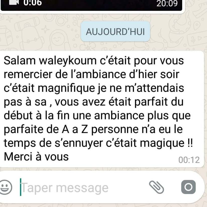 dj oriental paris avis mariage marocain algerien tunisien
